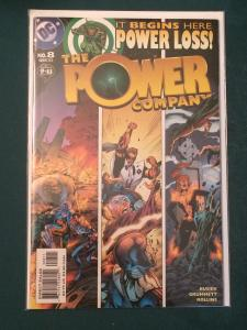 The Power Company #8 POWER LOSS part 1