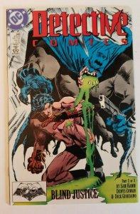 Detective Comics #599 (1989) Batman Blind Justice DC Comics NM- 9.2