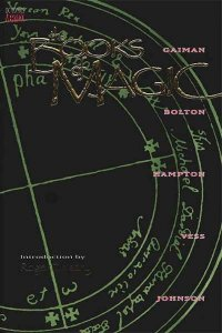 Books of Magic (1990 series) Trade Paperback #1, VF- (Stock photo)