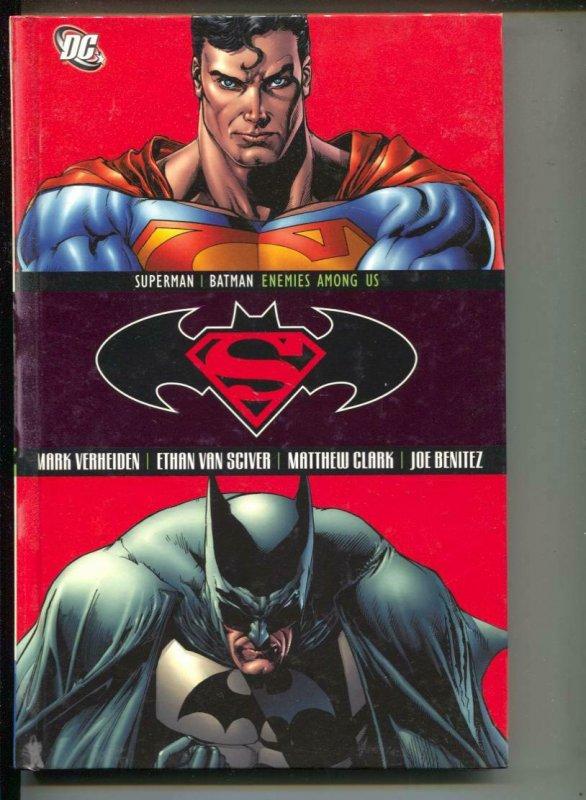 Superman-Batman: Enemies Among Us-Mark Verhelden-Hardcover