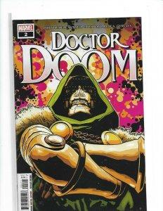 Doctor Doom #2  (2019)  NW03