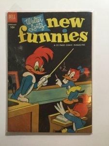 Walter Lantz New Funnies 192 Very Good Vg 4.0 Dell Punlishing