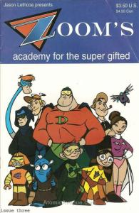 Zoom's Academy For The Super Gifted #3 FN; Astonish | save on shipping - details