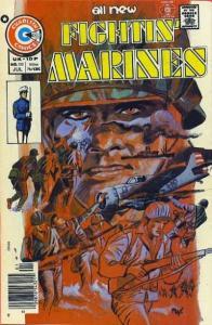 Fightin' Marines #130, Fine (Stock photo)