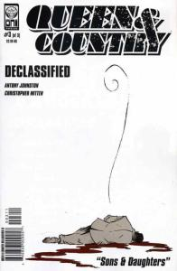 Queen & Country: Declassified (Vol. 3) #3 VF/NM; Oni   save on shipping - detail