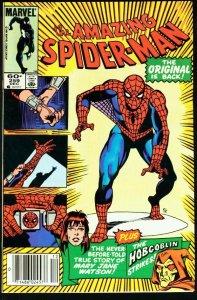 AMAZING SPIDER-MAN #259-1984-MARVEL VF