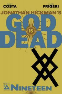 God is Dead #19, NM (Stock photo)