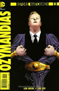 Before Watchmen: Ozymandias #5 VF/NM; DC | save on shipping - details inside