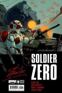 Soldier Zero #9, NM (Stock photo)