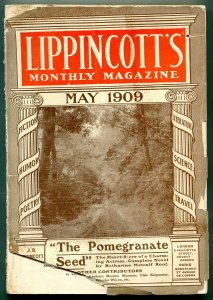 Lippincott's Monthly Magazine May 1909- Lady Godive at the Springs