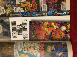 Marvel Thunderstrike Lot of 24 NM Comic Books See Description and Pictures