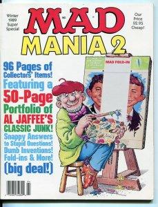 MAD Mania 2-1989-Mort Drucker-Al Jaffee-David Berg-FN