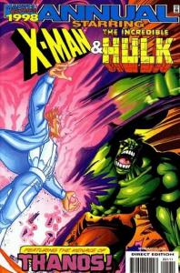 X-Man Annual #1998, NM (Stock photo)