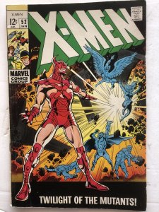 X-men 52,F, C all my key comics!
