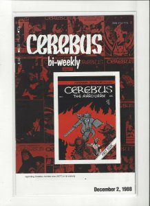 Cerebus Bi-Weekly #1 NM