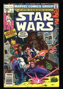Star Wars #7 VF+ 8.5