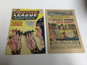 Justice League Of America 10 Coverless No Back Cover DC Comics Silver Age