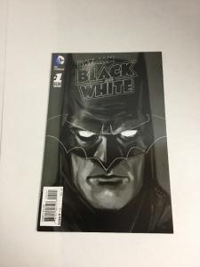 Batman Black And White 1 Variant Nm Near Mint DC Comics
