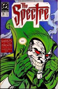 The Spectre #28 (1989)