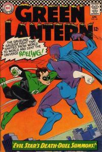 Green Lantern (1960 series) #44, VG- (Stock photo)