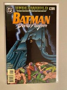 Underworld Unleashed Batman Devil's Asylum #1 6.0 FN (1995)