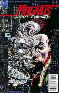 Magnus Robot Fighter (Valiant) #57A VF/NM; Valiant   save on shipping - details