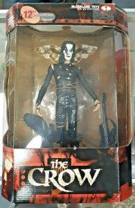 The Crow Eric Draven 12 inch Figure -Movie Maniacs- Brandon Lee -McFarlane Toys