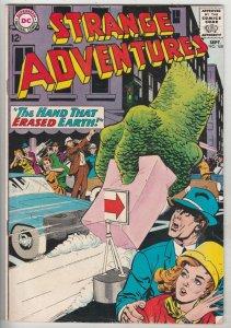 Strange Adventures #168 (Sep-64) VG/FN+ Mid-Grade