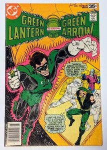 Green Lantern #102 (Mar 1978, DC) VF+ 8.5 Mike Grell cover