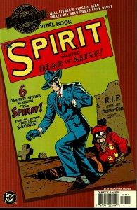 Millennium Edition: The Spirit #1 - VF/NM - DC 2000