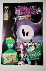 Joe Psycho & Moo Frog #1 (1996) Goblin Comic Book J756