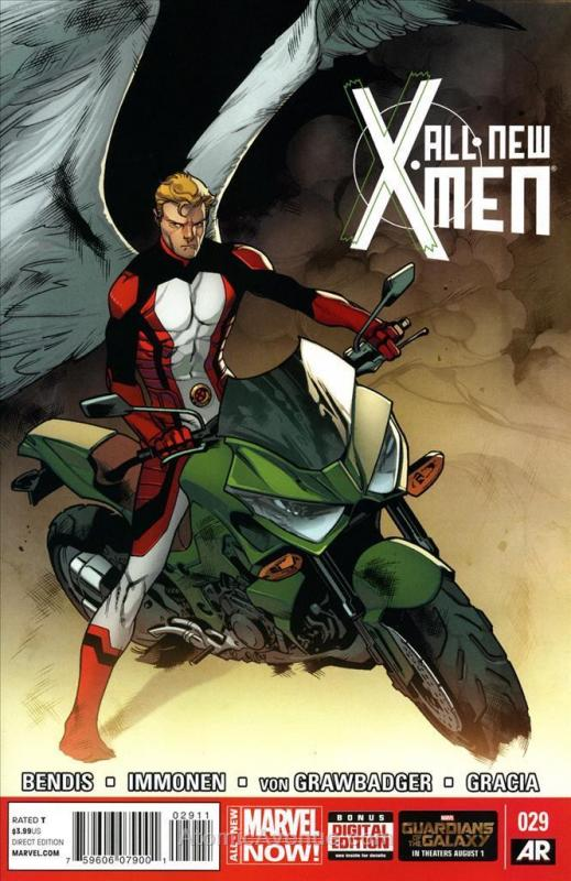 All-New X-Men #29 VF/NM; Marvel | save on shipping - details inside