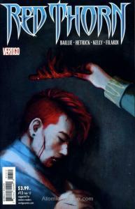 Red Thorn #13 VF/NM; DC/Vertigo | save on shipping - details inside