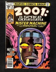 2001: A Space Odyssey #10