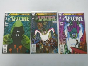 Infinite Crisis Aftermath The Spectre Set: #1-3 8.0 VF (2006)