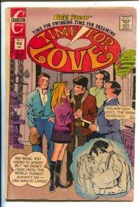 Time For Love #32 1973-Charlton-Partidge Family poster-Don Perlin art-20¢ cov...