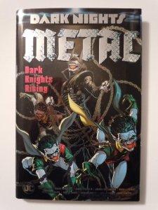 Dark Nights: Metal: Dark Knights Rising Hardcover (2018)