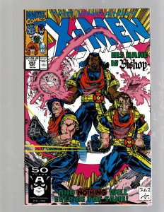 Uncanny X-Men # 282 NM Marvel Comic Book Beast Angel Cyclops Magneto SM19