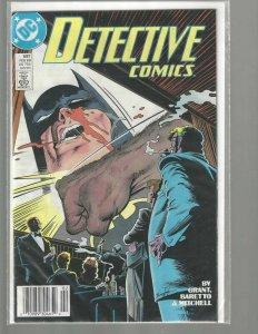 Detective Comics,  #597, DC Comic, 1989, Mid Grade