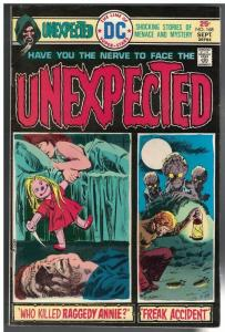 UNEXPECTED (TALES OF) 168 VG-F Sept. 1975