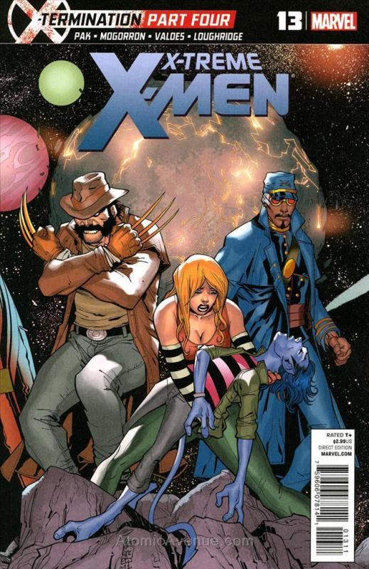 X-Treme X-Men (2nd Series) #13 FN; Marvel | save on shipping - details inside