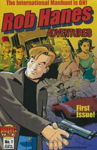 Rob Hanes Adventures #1 VF; WCG   save on shipping - details inside