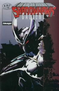 Shadowhawk Gallery #1 VF/NM; Image | save on shipping - details inside