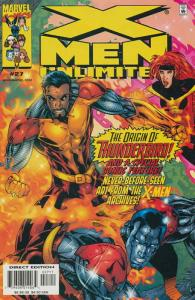 X-Men Unlimited #27 VF/NM; Marvel | save on shipping - details inside