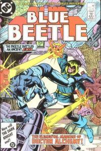 Blue Beetle (1986 series) #4, VF (Stock photo)