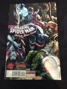 Amazing Spider-Man Renew Your Vows #1 Decomixado Variant Ramos Delgado