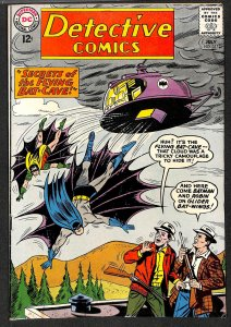 Detective Comics #317 VG 4.0 Batman!