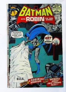 Batman (1940 series) #240, Fine+ (Actual scan)