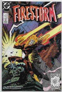 Firestorm: The Nuclear Man (vol. 1, 1982) # 87 FN Ostrander/Mandrake