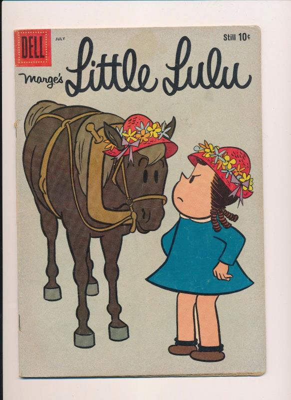LITTLE LULU #130 & 145 DELL COMICS 1959 ~ (HX454)